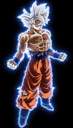 goku master UI by blackflim on DeviantArt Dragon Ball Gt, Dragon Ball Image, Super Goku, Dragonball Super, Poster Superman, Foto Do Goku, Thanos Avengers, Goku Wallpaper, Anime Characters