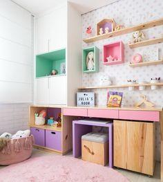 Teen Room Decor, Nursery Room Decor, Bedroom Decor, Girl Room, Girls Bedroom, Dorm Room Designs, Cool Kids Rooms, Rustic Kitchen Design, Kids Room Organization