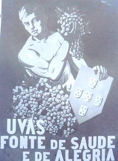 Garfadas on line: O vinho nos cartazes de Mário Costa