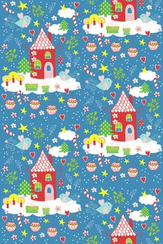 Evelyn Lisi - X-mas House In The Cloud