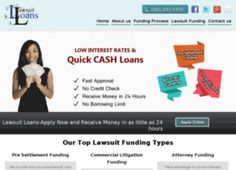 What is the Benefit of Lawsuit Settlement Loans for Plaintiff?