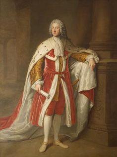 Pitt the Elder by William Hoare, c. 1766