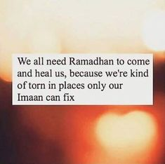 Oh Ramadan Come forth for the hearts are ill. Wife Quotes, Husband Quotes From Wife, Strong Quotes, Husband Wife, Attitude Quotes, Quotes Quotes, Ramadan Prayer, Quotes Ramadan, Hadith Quotes