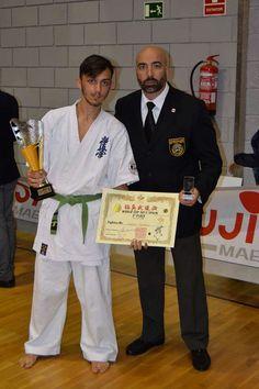 Tercero del Mundo World Cup Kyokushin Budokai