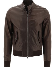 Tagliatore Colby Brown, Spring Outfits, Winter Outfits, Spring And Fall, Leather Jacket, Jackets, Men, Shopping, Clothes