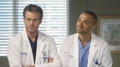 Plastics Posse   Grey's Anatomy boys   Mark Sloan and Jackson Avery