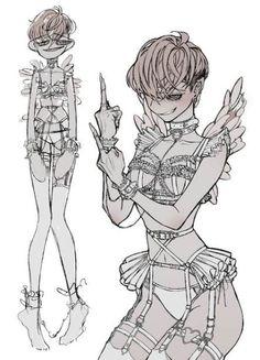49 ideas fashion ilustration digital posts for 2019 Character Concept, Character Art, Concept Art, Character Design Cartoon, Character Design Inspiration, Animation, Illustrator, Anime Lindo, Aesthetic Art
