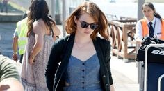 We've been following Emma Stone throughout her time at the 2016 Venice Film…