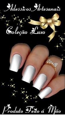 Minha Myla, Nails, Pdf, Beauty, Card Templates, Jewelry Model, Adhesive, French Tips, Finger Nails