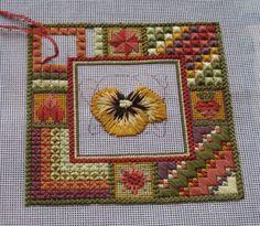 Canvas Work (needlepoint) in progress - Sue Hawkins | Flickr - Photo Sharing!