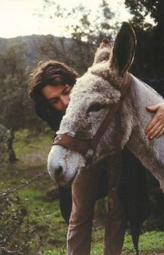 McCartney and a friend