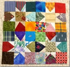 1000 Images About Bonnie Hunter Quilts On Pinterest