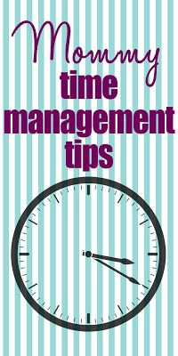 Time management tips for moms! Follow these tips to feel more organized and less stressed.