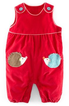 Mini+Boden+Appliqué+Corduroy+Overalls+(Baby+Girls)+available+at+#Nordstrom