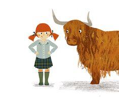 Floris Books - Kate McLelland Illustration