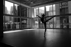 Dance studio inside of the new Alice Tully hall at Juilliard.  I loved looking up and seeing the dancers in session whenever I passed by.