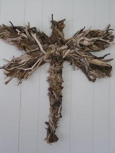 Make your own driftwood!!
