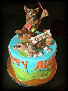 Scooby Doo Cake Create A Cake Sugar Rush Cute Cakes Amazing
