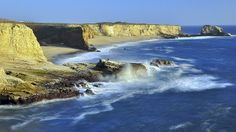Panther #Beach, Santa Cruz, #California  #Travel