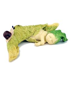 Wrapped Leaf Fairy Mini Baby & Snail Garden Figure by Georgetown Home and Garden #zulily #zulilyfinds