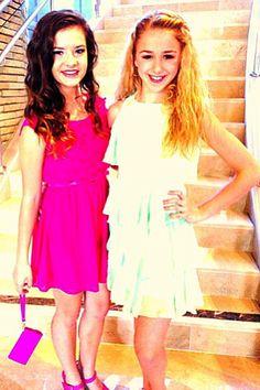 Brooke and Chloe in Las Vegas #DanceMoms