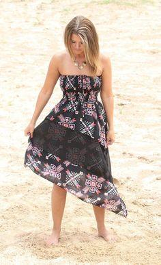 Follow your Arrow Dress – Pistol Annie's Boutique