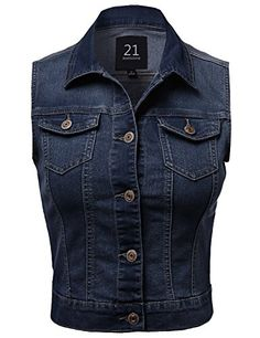 WANT ASAP AND PURCHASE FOR ZOMBIE CONCERT Medium Stone Wash Strechy Denim Vest Dark Size S Awesome21 https://www.amazon.com/dp/B0147GOOEU/ref=cm_sw_r_pi_dp_Gtzyxb7V8PGS1