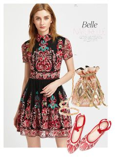 """dress"" by masayuki4499 ❤ liked on Polyvore featuring Miss Selfridge"