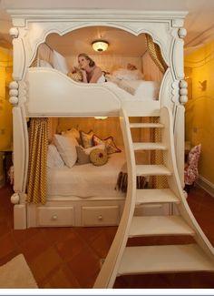 Bunk Beds, girls room or guest bedroom :)