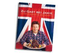 """Jamie Oliver nimmt uns in seinem Kochbuch """"Zu Gast bei Jamie"""" mit auf eine kulinarische Reise nach England."""