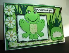 Lost Without You! by Cards_By_America - Cards and Paper Crafts at Splitcoaststampers