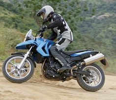 BMW F650  I love mine to bits !  just perfect in all types of situation.