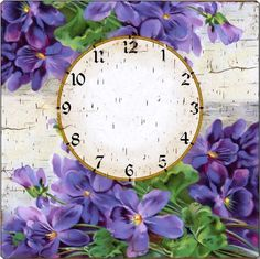 Декупаж в Кургане Clock Face Printable, Clock Craft, Acrylic Painting For Beginners, Antique Plates, Cool Art Projects, Decoupage Paper, Craft Corner, Acrylic Art, Pansies