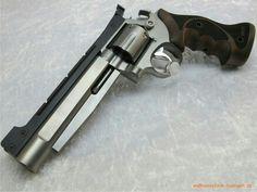 Karl Hamann Custom Smith & Wesson K-Frame PPC CrN - GunGun…