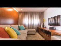 30 salas pequenas decoradas ( ASSISTA NA SMART TV)