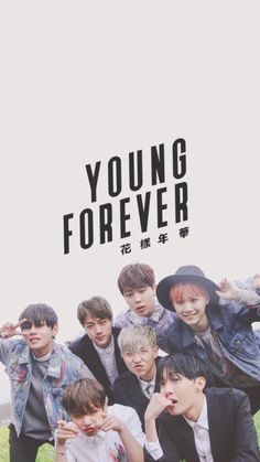 forever,,, we are young~~