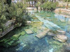 hierapolis-pamukkale | Pamukkale Cotton Castle - Hierapolis Tour |Daily Tour to Pamukkale ...