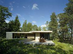 Island House/ Archipelago of Stockholm, Sweden/ Arkitektstudio Widjedal Racki