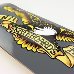 Now in stock new @antihero18 >> SUPEREIGHT.NET #antihero #antiheroskateboards #skateboarding #eagle #skateboarddecks #Deluxe #sf #supereight