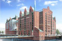 International maritime museum . hamburg - Architect: Wilhelm Emil Meerwein/Berhard Hanssen, Hamburg | MRLV Markovic Ronai Voss Architekten, Hamburg (Remodeling)
