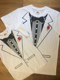 3c6ea00f4 Tuxedo Shirt, funny T-shirt, bachelor party, wedding, white tuxedo shirt