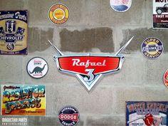 Cars para Rafa | CatchMyParty.com
