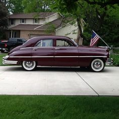 1950 Packard Standard 8 for sale - Hemmings Motor News Classic Car Garage, 50s Cars, American Classic Cars, Cars For Sale, Cool Cars, Automobile, Sedans, Road Runner, Motorcycles