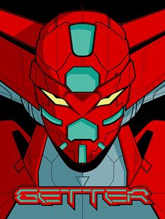 Check out this awesome - Shin Getter Robo - design on Robots Drawing, Japanese Robot, Robotech Macross, Robot Illustration, Robots For Kids, Mecha Anime, The Dark Crystal, Super Robot, Final Fantasy Xv