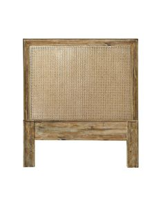 Harbour Cane Headboard - Beds