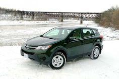 First Drive: 2013 Toyota RAV4