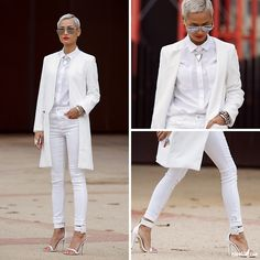 white outfit - Google Search