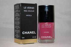 CHANEL LE VERNIS NAIL COLOUR Lacquer  607 Infidele 13 ml / .4 oz New in Box NIB #Chanel
