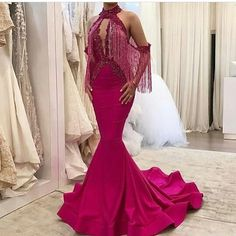 This unique evening gown can be made to order with any changes.  We make custom #eveningdresses for all sizes.  We also make #replicas of couture evening gowns for clients who can not afford the original.  Email us directly for pricing.