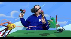 HTC Vive title Fantastic Contraption has flaunted its room-scale credentials to impressive effect in various mixed reality videos. Now, the team from